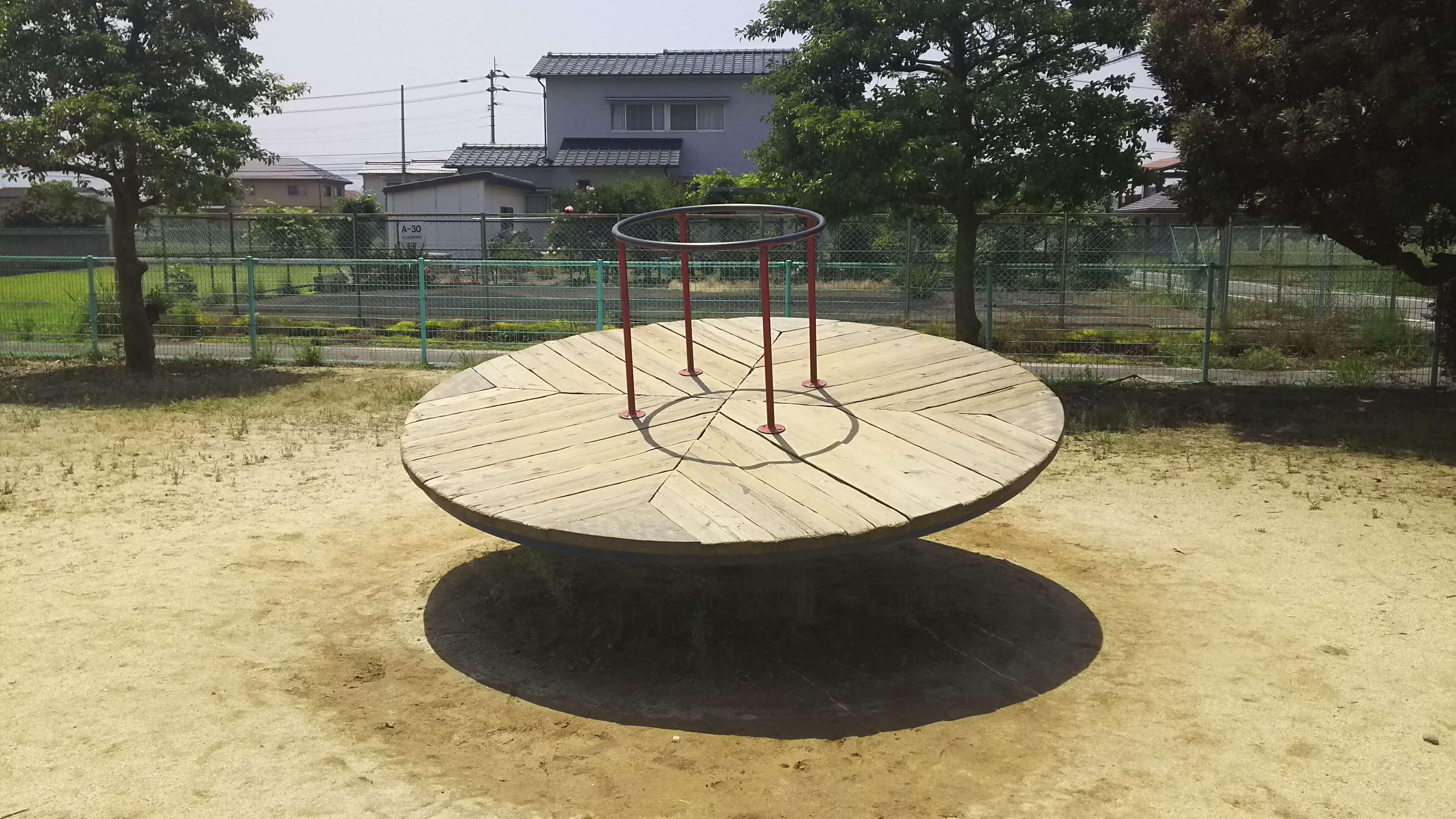 東垣生公園ちびっこ広場 遊具