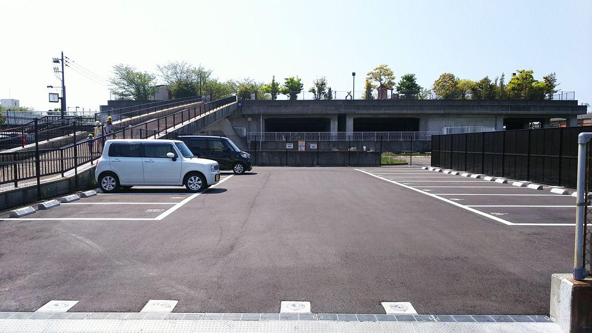南江戸公園 駐車場