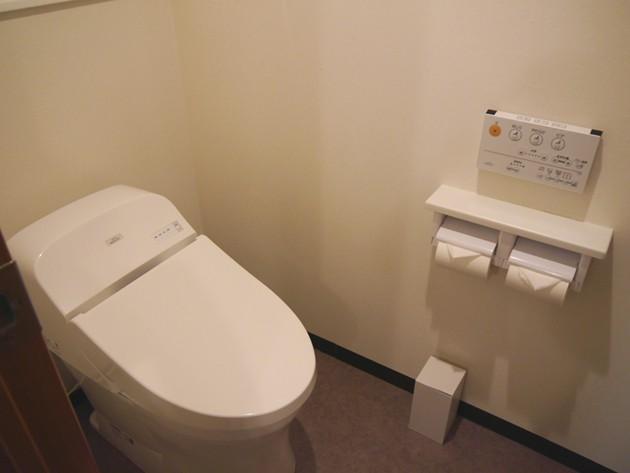 リッチモンドホテル東大阪 トイレ