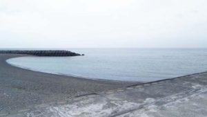長浜環境緑地 海岸
