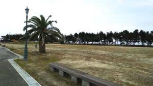 長浜環境緑地 グランド