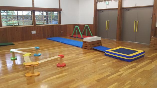 松山市北条児童センター 体育館