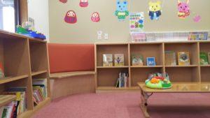 松山市北条児童センター 遊戯室