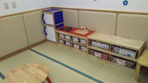 松山市北条児童センター 遊戯室(和室)